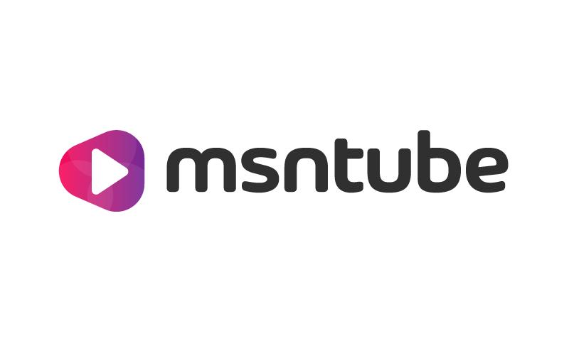 Msntube - Technology startup name for sale