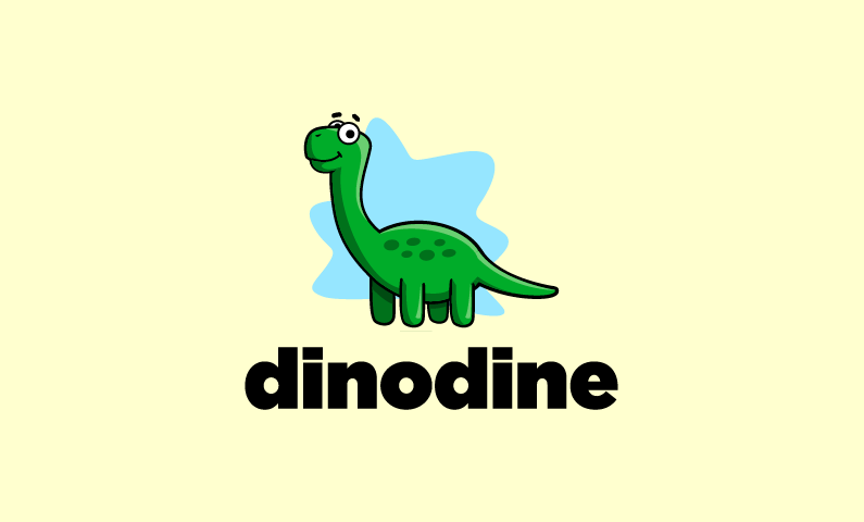 Dinodine - Dining business name for sale