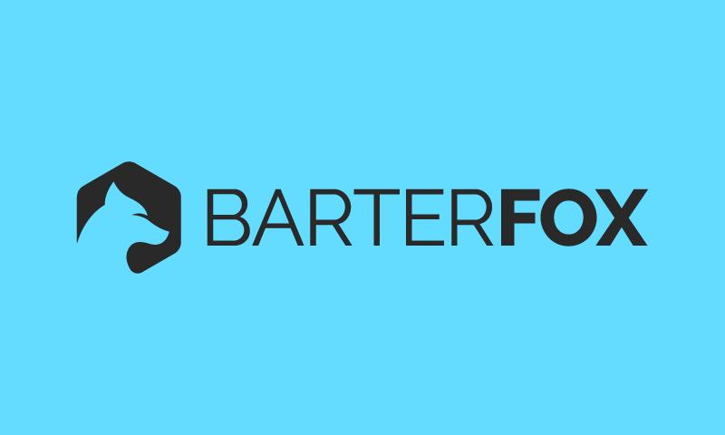 Barterfox - E-commerce domain name for sale