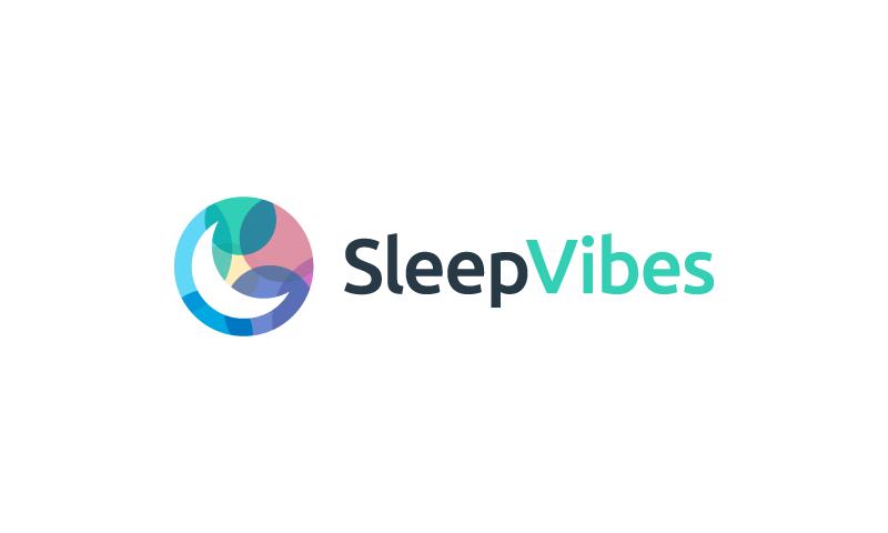 Sleepvibes - Wellness business name for sale