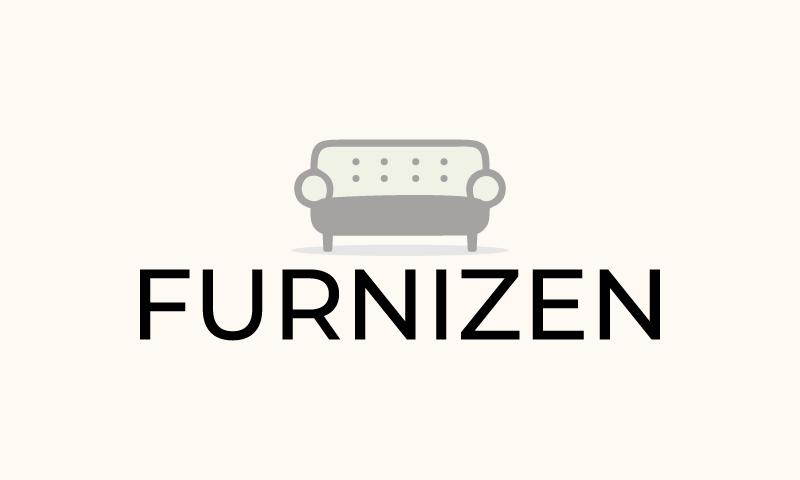 Furnizen - Furniture company name for sale