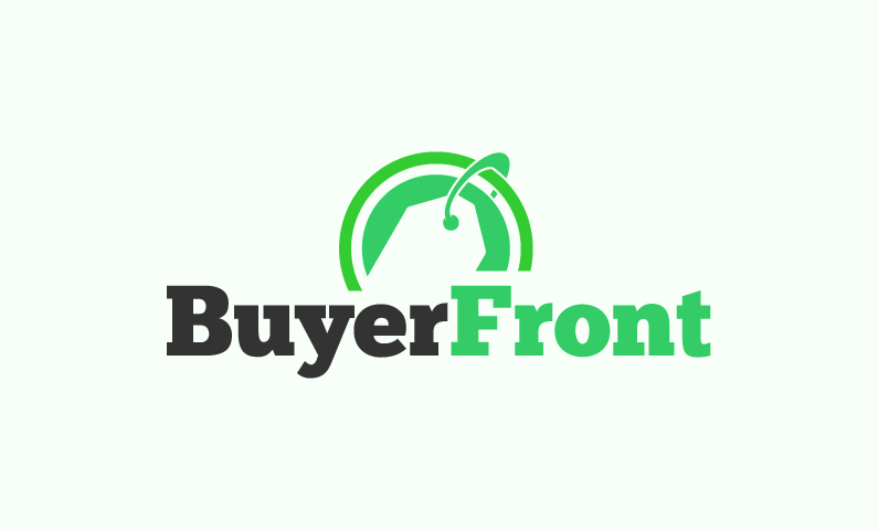 Buyerfront - E-commerce company name for sale
