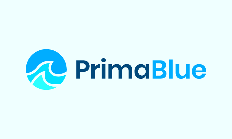 Primablue - Food and drink company name for sale