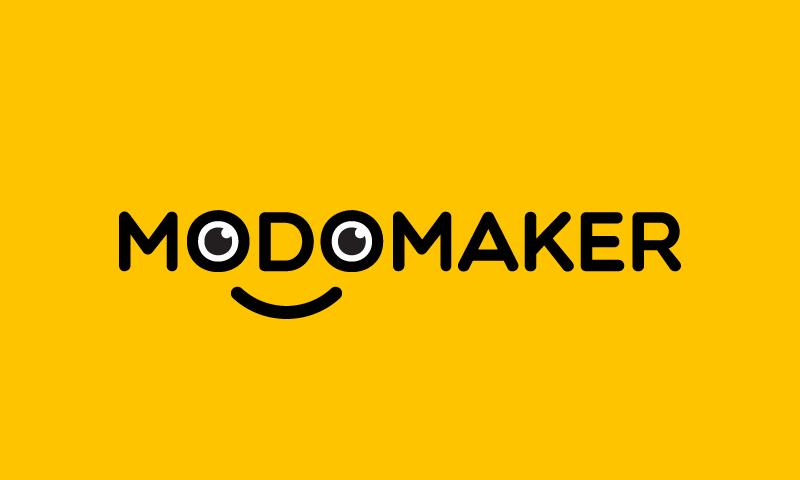 Modomaker - E-commerce brand name for sale