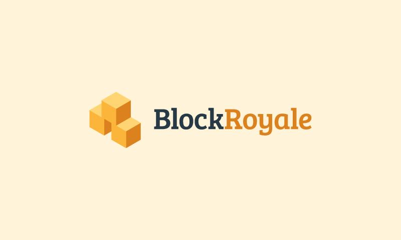 BlockRoyale logo