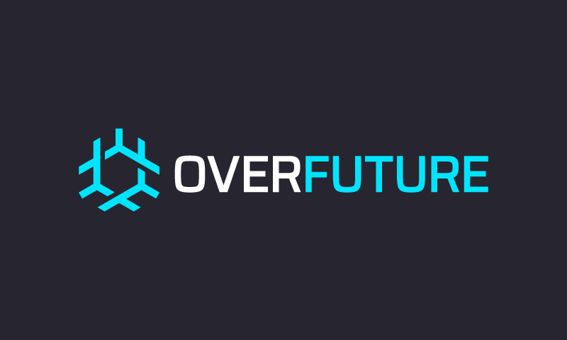 Overfuture - Culinary company name for sale