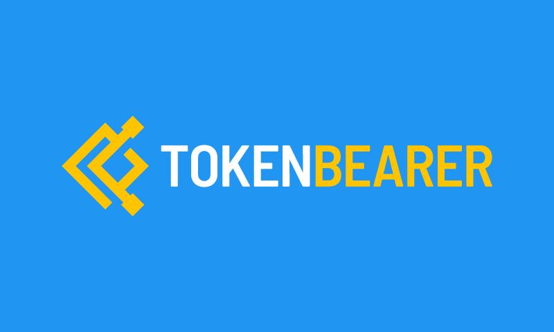 Tokenbearer - Cryptocurrency company name for sale