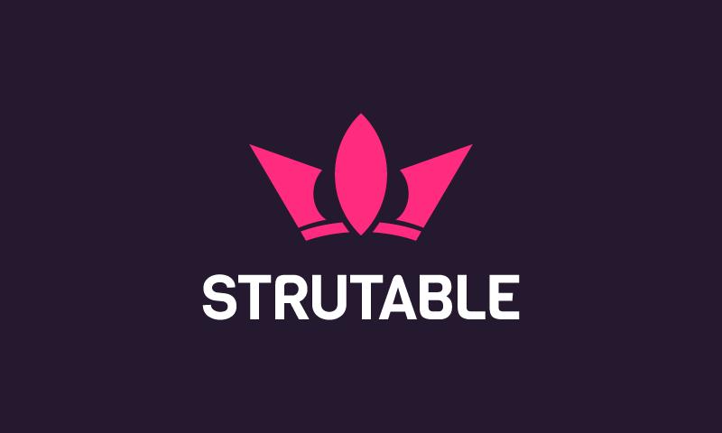 Strutable