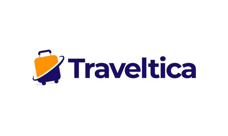 Traveltica - Brandable business name for sale