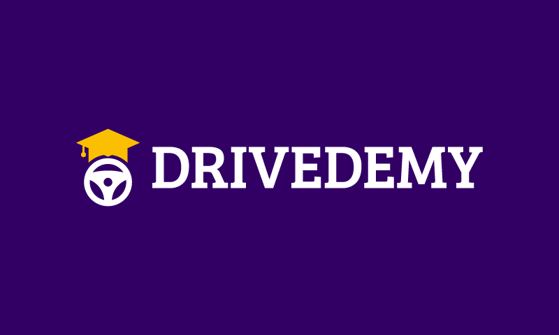 Drivedemy - Automotive startup name for sale