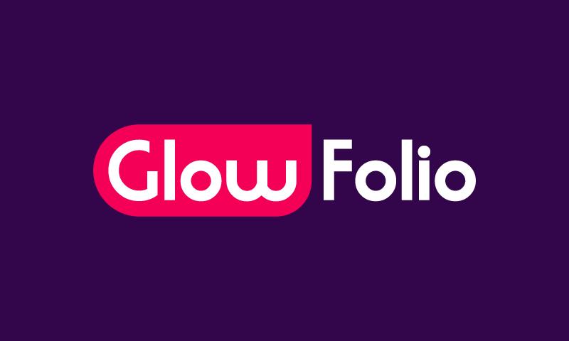 Glowfolio - Health brand name for sale