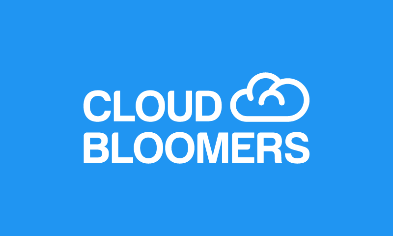 Cloudbloomers - AI business name for sale