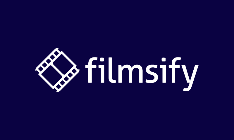 Filmsify - Film domain name for sale