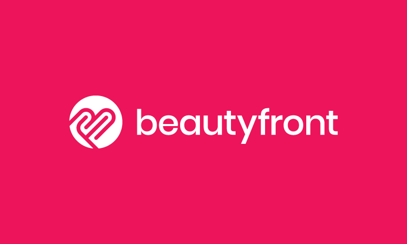 Beautyfront - Beauty domain name for sale