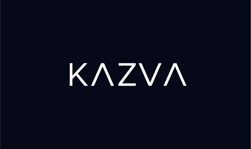 Kazva - Business brand name for sale