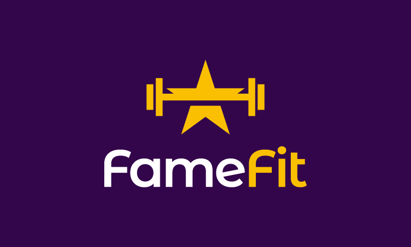 Famefit - Exercise product name for sale