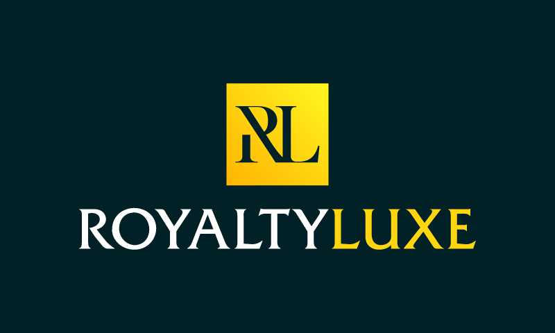 Royaltyluxe - Possible startup name for sale
