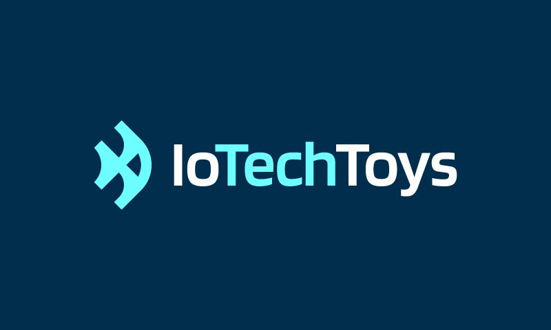 Iotechtoys - Smart home business name for sale