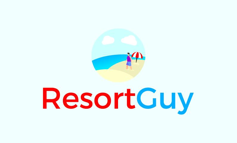Resortguy - Business brand name for sale