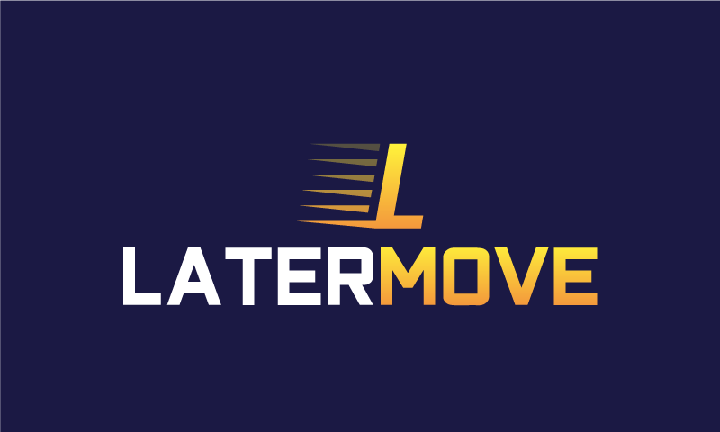 Latermove - Transport business name for sale