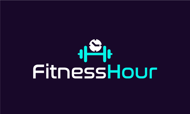 Fitnesshour - Exercise business name for sale