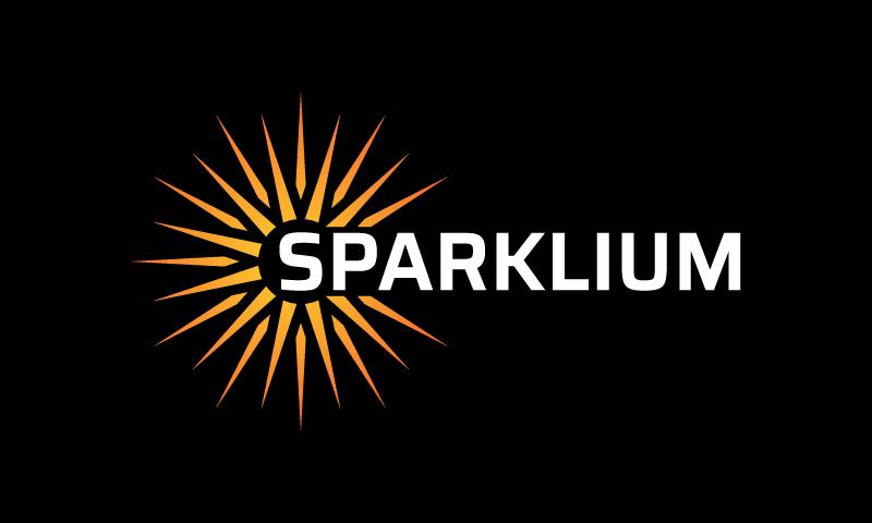 Sparklium - Business brand name for sale