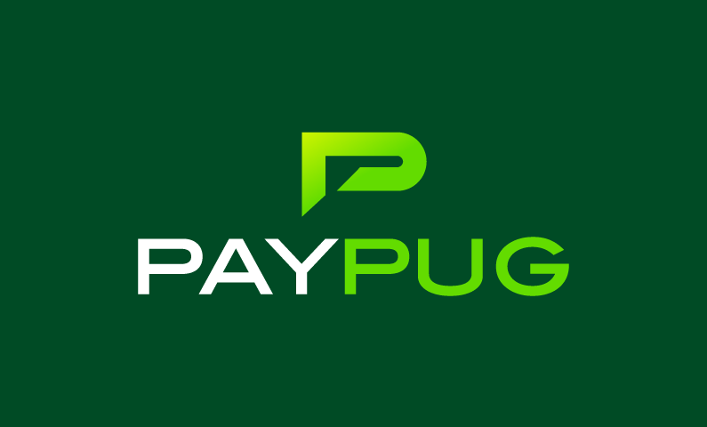 Paypug - Banking domain name for sale