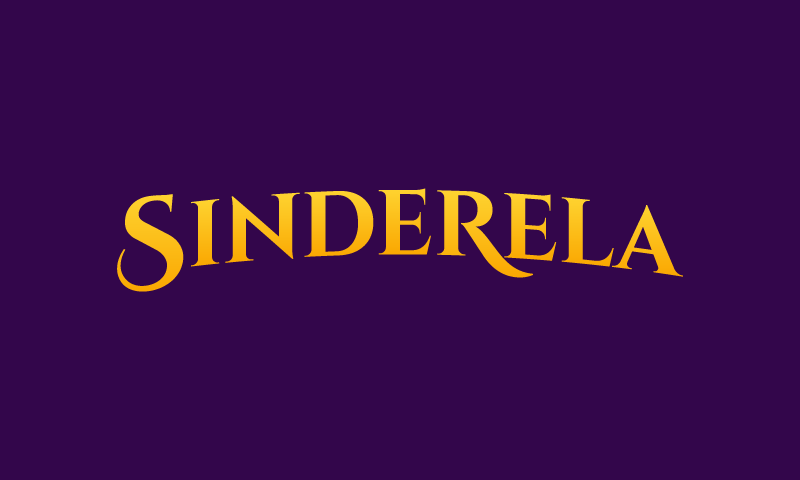 Sinderela - Beauty startup name for sale