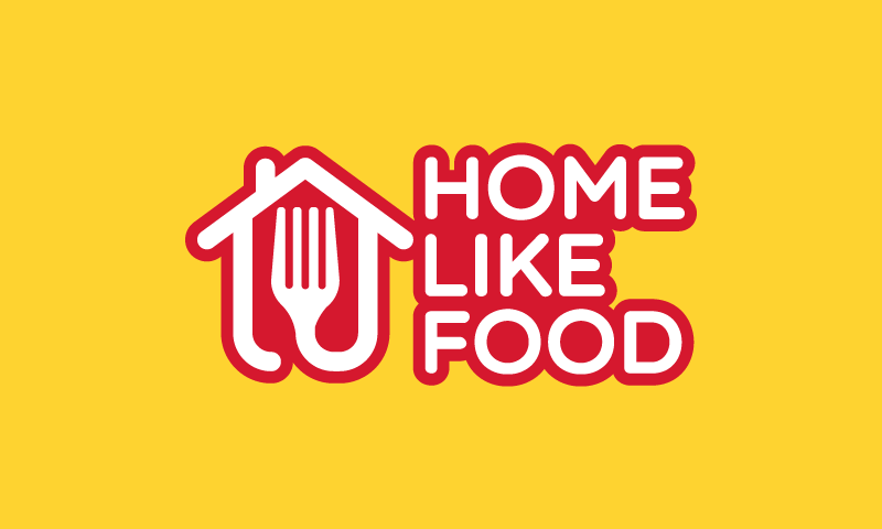 Homelikefood - Dining company name for sale