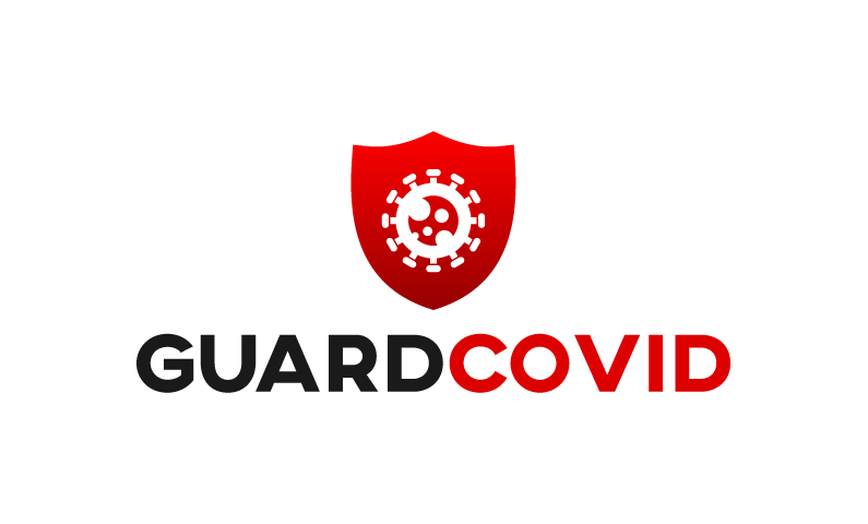 Guardcovid - Health tech startup name for sale