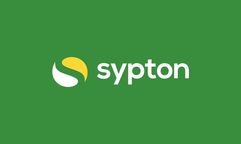 sypton logo