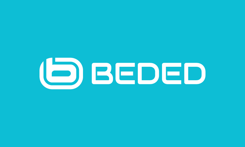Beded - Contemporary company name for sale