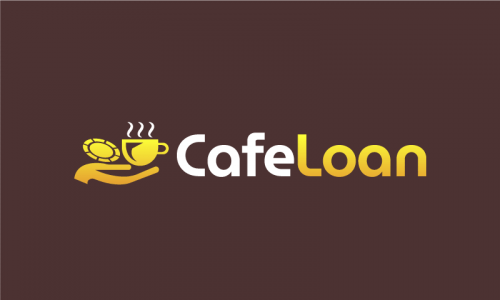 Cafeloan - Banking startup name for sale