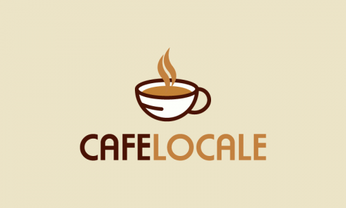 Cafelocale - Food and drink brand name for sale