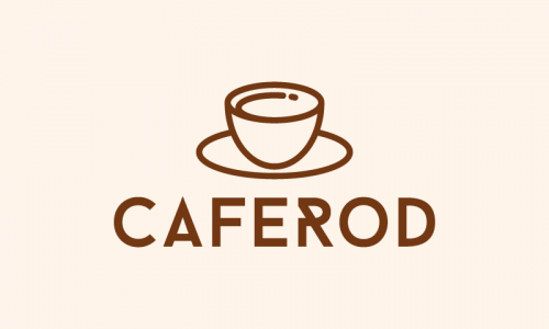 Caferod - Food and drink brand name for sale
