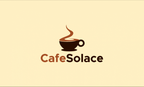Cafesolace - Dining company name for sale