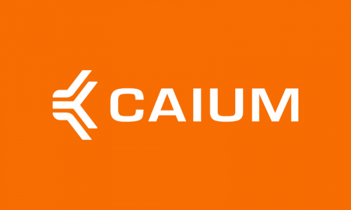 Caium - E-commerce domain name for sale