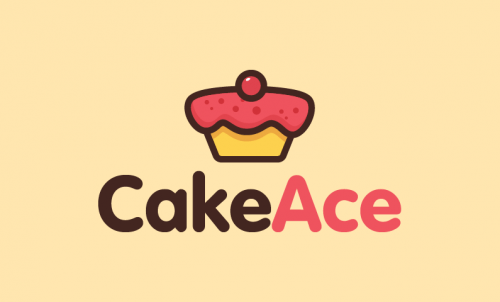 Cakeace - Food and drink product name for sale