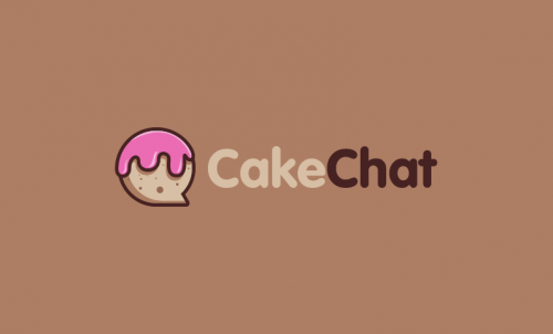 Cakechat - Food and drink business name for sale