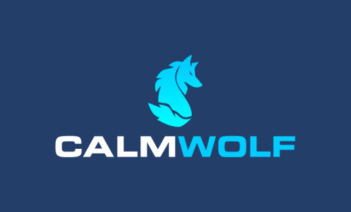 Calmwolf - Business startup name for sale