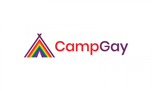 Campgay - Friendly brand name for sale