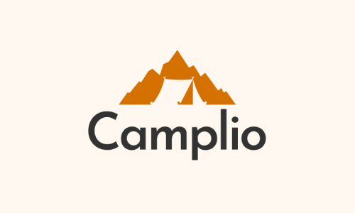 Camplio - E-commerce startup name for sale