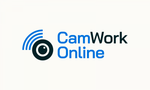 Camworkonline - E-commerce startup name for sale