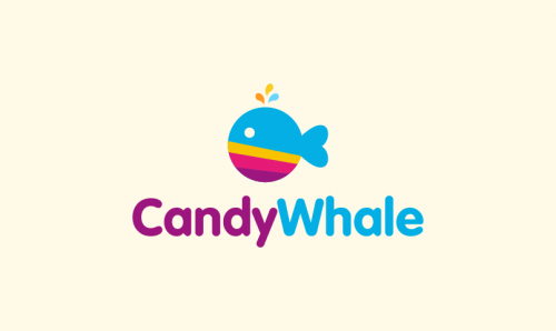 Candywhale - Retail brand name for sale