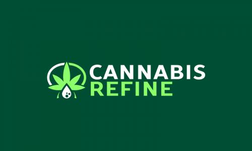 Cannabisrefine - Cannabis domain name for sale