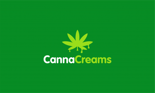 Cannacreams - Food and drink company name for sale