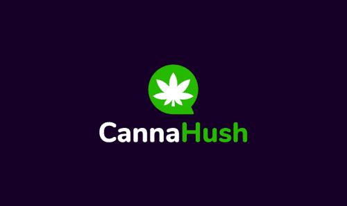 Cannahush - Cannabis brand name for sale