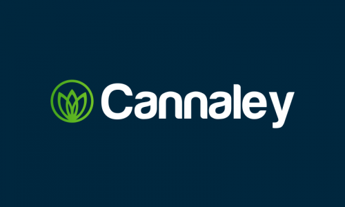 Cannaley - Cannabis company name for sale