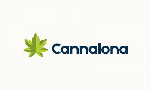 Cannalona - Cannabis domain name for sale