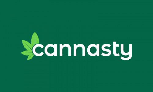 Cannasty - Healthcare startup name for sale